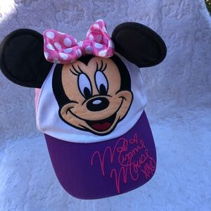 Disney AUTHENTIC ORIGINAL  PARKS  HAT